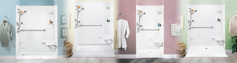 Charming Mustee Easy Access Showers